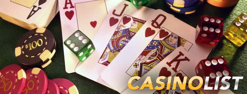 casino listan